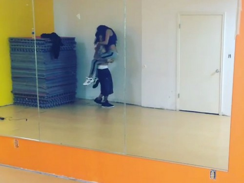 Justin Bieber and Selena Gomez Hot Half-Naked Sexy Dancing Videos (PHOTO)