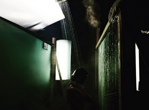 Selena Gomez Naked In The Shower