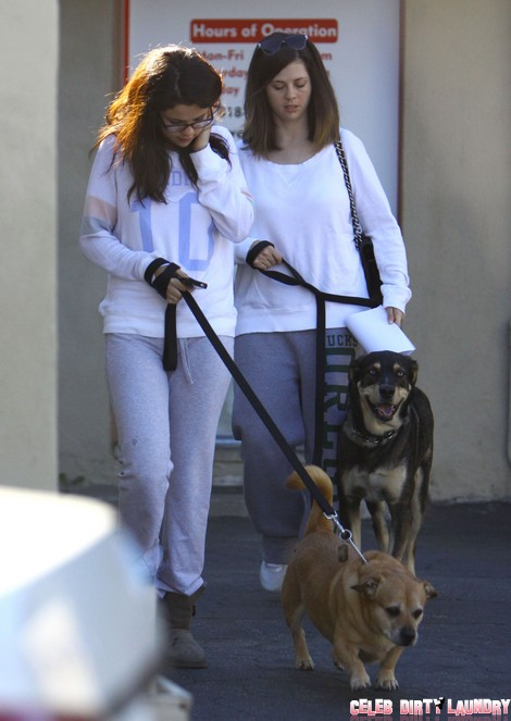 Selena Gomez Deeply Depressed Over Justin Bieber's Cheating – She Runs Home To Mother