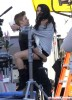 Selena Surprises Justin On The Set Of His Music Video