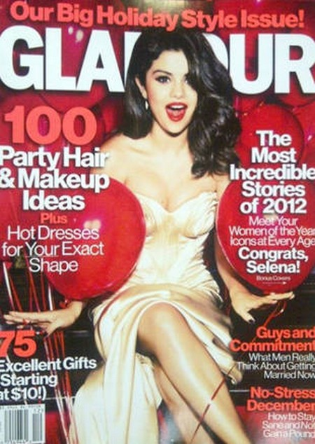 Selena Gomez Woman of the Year Even If Dumped By Justin Bieber