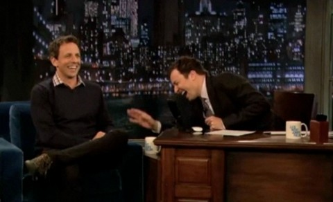Seth Meyers To Replace Jimmy Fallon On TV - Deal Already Made