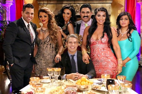 "Shahs of Sunset RECAP 2/18/14: Season 3 Episode 15 ""Reunion Part 1"""