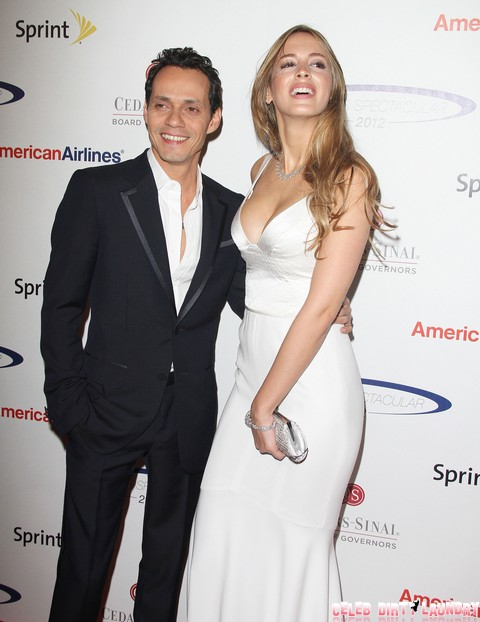 Marc Anthony Breaks Up With Shannon De Lima After Secret Meeting With Jennifer Lopez