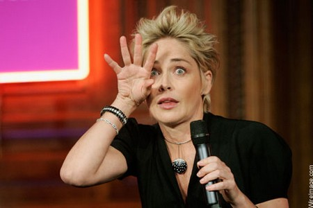 Sharon Stone Seduces Much Younger Male Model And Drags Him To Bed (Photo)