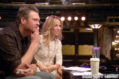 Blake Shelton and Sheryl Crow Cheating on Miranda Lambert?