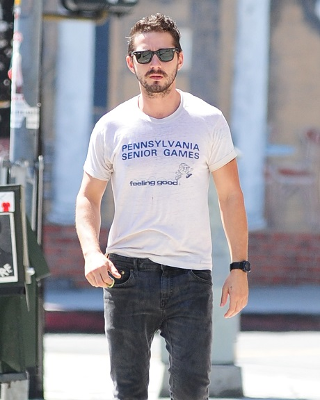 Shia LaBeouf Arrested For Disorderly Conduct At Broadway Play: Dragged Away In Handcuffs!