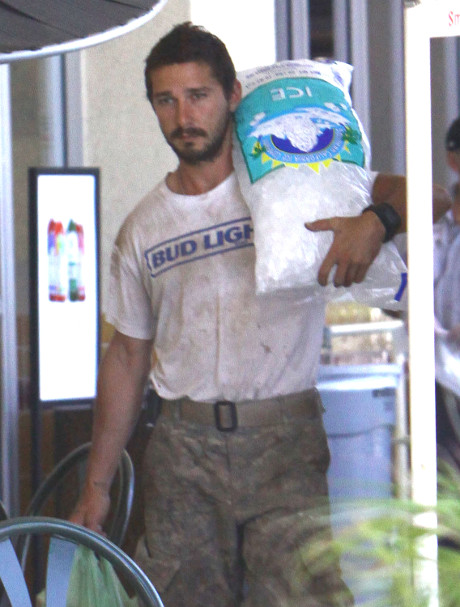 Shia LaBeouf Headbutts Man in London Pub Brawl after His Girlfriend's Mother Gets Trash-talked! (VIDEO)