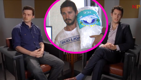 Shia LaBeouf's Constant Lying and Violent Outbursts Proof His Career's Officially Over? (VIDEO)