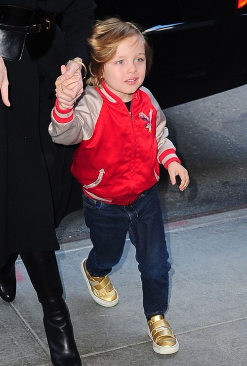 Shiloh Jolie-Pitt Refuses To Fly Commercial, Crazy Or True?