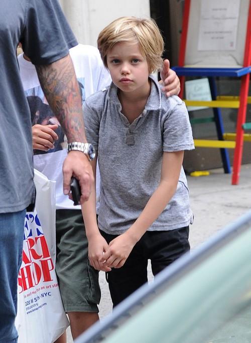 Amber Rose Praises Brad Pitt and Angelina Jolie For Raising Shiloh Jolie-Pitt As a Transgender Kid