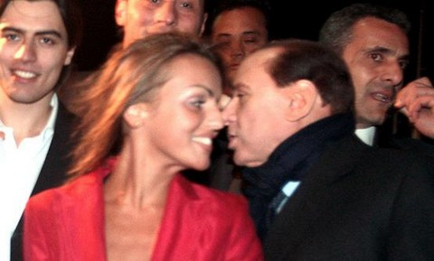 Kate Middleton's Pornographer, Silvio Berlusconi, Engaged To Francesca Pascale 49 Years His Junior!