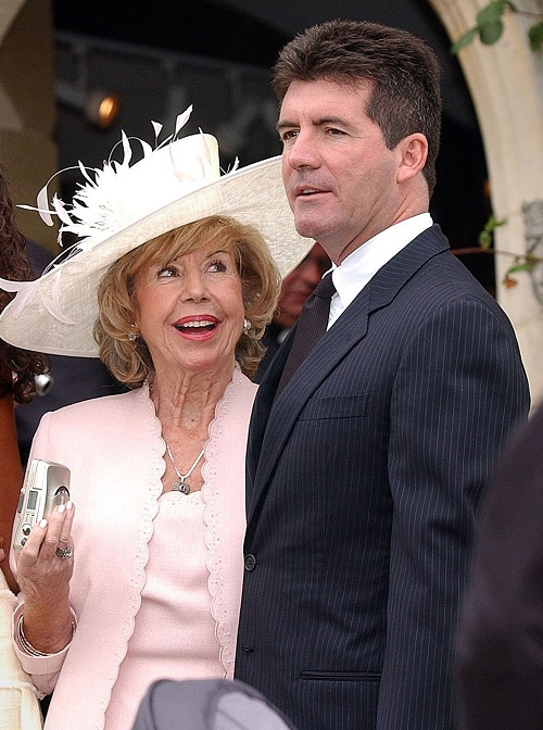 Simon Cowell's Mother Julie Cowell Dies At Age 89: 'X Factor UK' Auditions Postponed In Light Of Tragic News