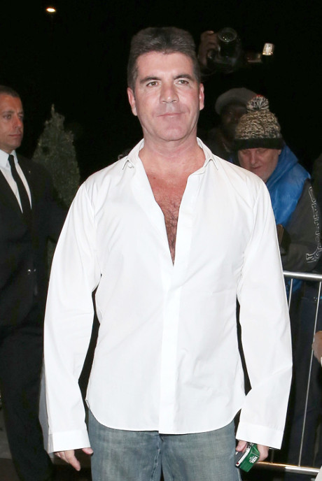 Simon Cowell Affair: Music Mogul Accused of Destroying Friend's Marriage & Knocking up his Wife!