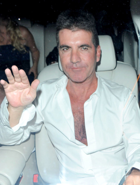 Simon Cowell & Lauren Silverman Are A Couple -- They're Actually In Love?