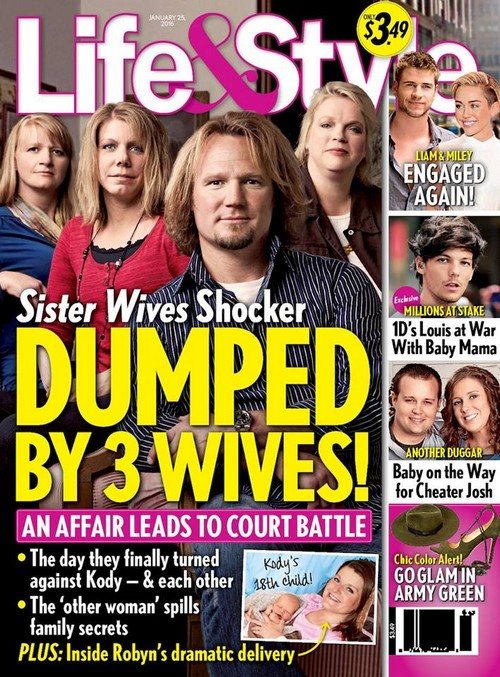 Sister Wives Scandal: 3 Wives Leave Kody Brown After Betrayal