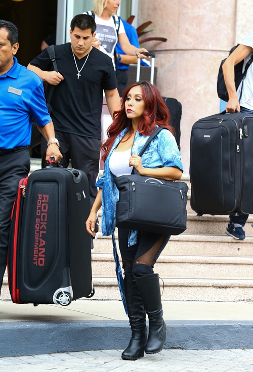 Snooki, Jionni LaValle Divorce Allegedly On Horizon: Jionni Cheated, Truth Comes Out After Wedding!