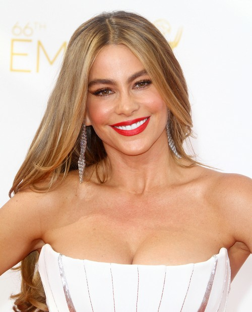 Sofia Vergara 'Objectified' at 2014 Emmy Awards: Tells Katie Couric to Shut Up and Lighten Up