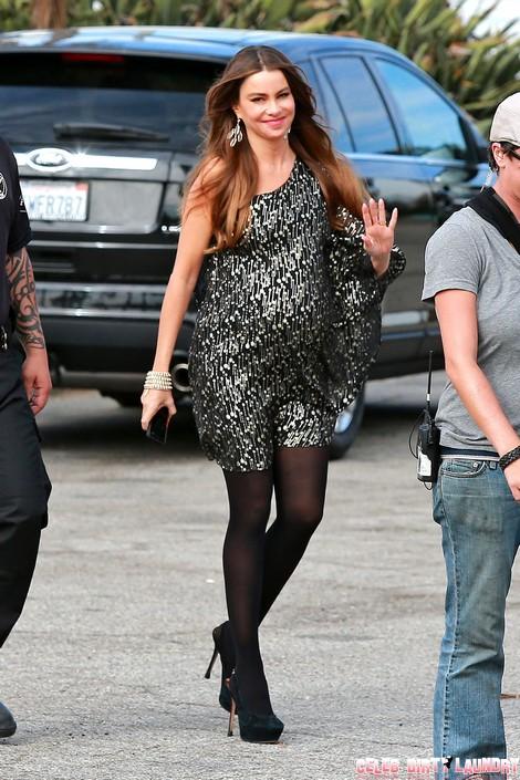 Sofia Vergara's Surrogate Baby - Nick Loeb Won't Allow Pregnancy