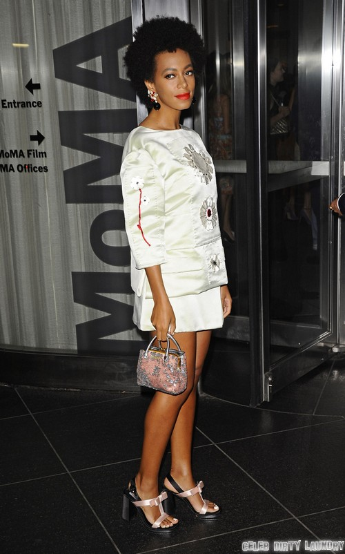 Beyonce's Sister Solange Knowles Drug Use Forced Cancellation of European Tour?