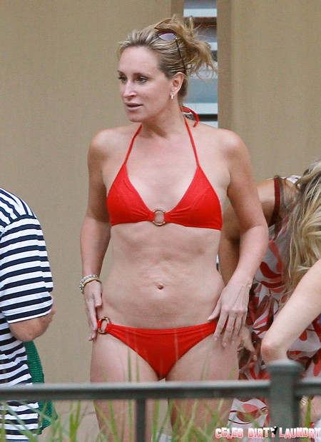 Real Housewives of New York's Sonja Morgan is Crazy!