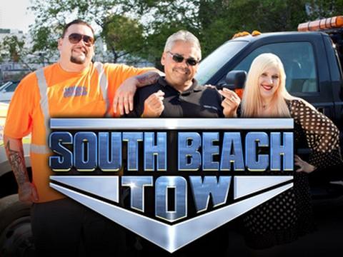"25 Days 'Til Christmas Countdown: Favorite TV Gems #16 ""South Beach Tow"""