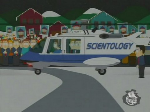 South Park Creators Trey Parker and Matt Stone Ridicule Scientology In Broadway Musical