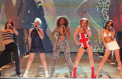 Spice Girls Potential Reunion for 2012 Olympic Games in London