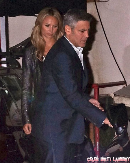 Stacy Keibler Moves In With George Clooney – Marriage Next?
