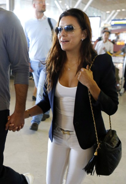 George Clooney Has Been Cheating On Stacy Keibler With Eva Longoria For Last Six Months! 0719