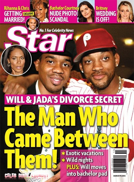 Gay Relationship Threatens To End The Marriage Of Will Smith And Jada Pinkett Smith