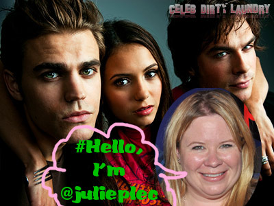 'Vampire Diaries' Exec Producer, Julie Plec, Comments On Her 'Vampire Diaries Trending Twitter Topics' Wishlist