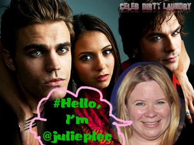 'Vampire Diaries' Exec Producer, Julie Plec, Comments On Her 'Vampire Diaries Trending Twitter Topics' Wishlist