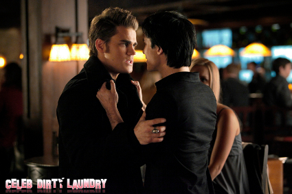 'Vampire Diaries' Season Spoilers: Will Stefan Ever Find His Humanity And Be Tamed?  Plus, More On The Love Triangle!