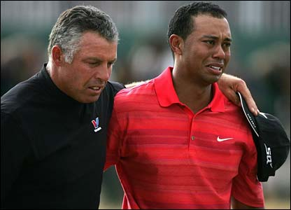 Tiger Woods' Ex-Caddie Steve Williams Writing Tell All Book