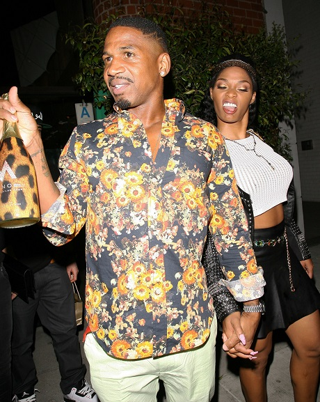 Love & Hip Hop Atlanta Reunion Brawl: Althea Eaton Claims Joseline Hernandez Smoked Crack Before Attacking Her - Joseline And Stevie J Have History Of Drug Use
