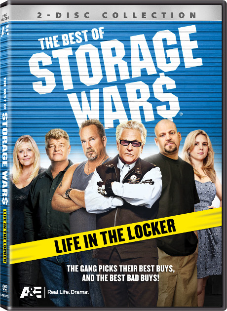CDL Giveaway: Win The Best of Pawn Stars, American Pickers, and Storage Wars DVDs! (VIDEO)