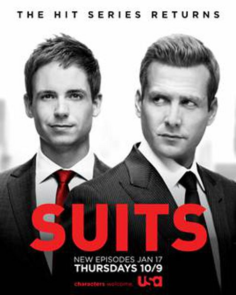 """CDL Giveaway: Enter to Win a """"Suits"""" VIP Prize Pack!"""