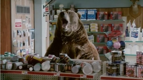 Super Bowl Ad For Chobani Yogurt Shows Grizzly Bear Passing On US Weekly (VIDEO)