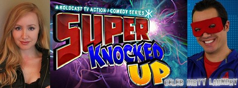 CDL Exclusive Interview With Jeff Burns of Super Knocked Up - Hollyweb Fest