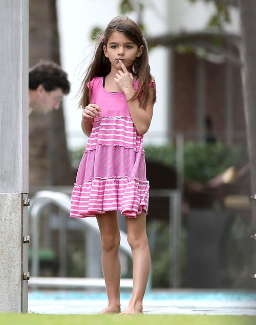 Suri Cruise Has No Friends Left After Katie Holmes And Jeanne Yang Split As Fashion Partners