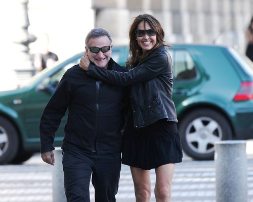 Susan Schneider, Robin Williams' Widow, Rushed Cremation Due to Marriage Trouble - Disrespectful Decision (PHOTOS)
