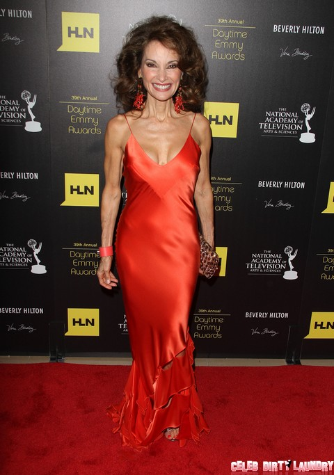 Susan Lucci Wants To Join All My Children Reboot – Will She Be Allowed