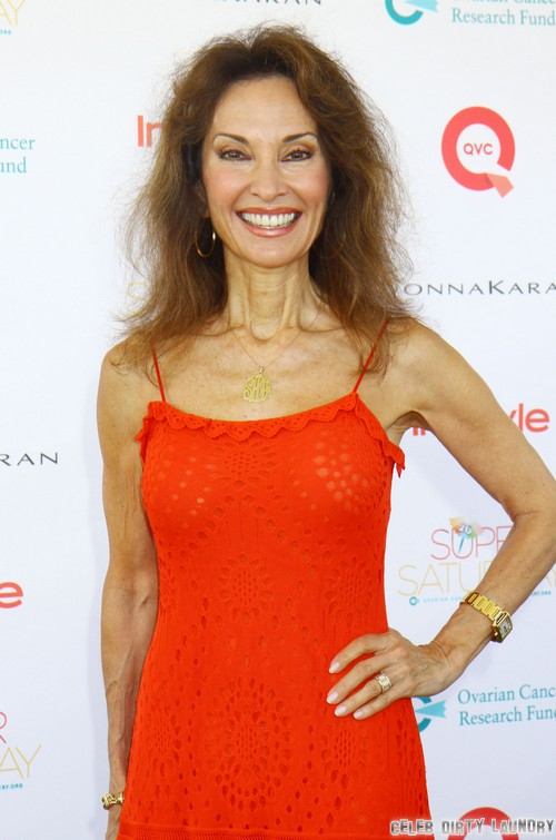 Susan Lucci's Return to All My Children Not Welcomed By Everyone!