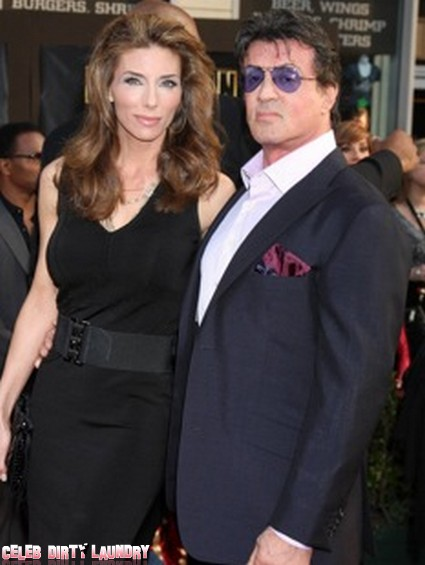 Sylvester Stallone's Wife Jennifer Flavin May Join Real Housewives of Beverly Hills