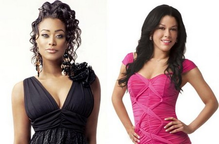 Basketball Wives Show Down Between Tami Roman And Keisha Nichols
