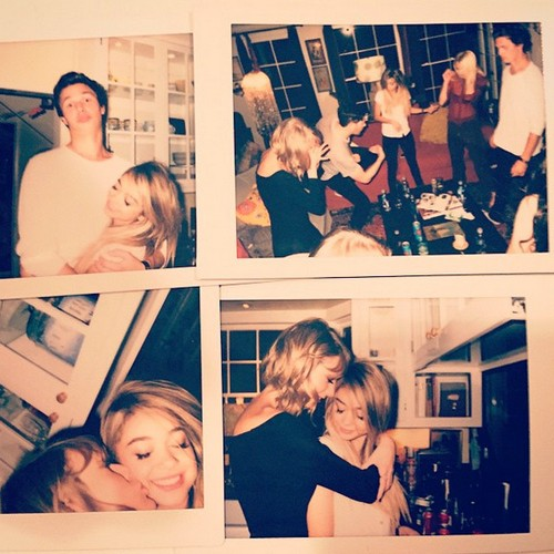 Taylor Swift and Ansel Elgort: Hot New Couple Alert?