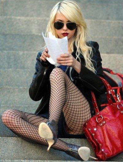 Taylor Momsen Kicked Off Of Gossip Girl?