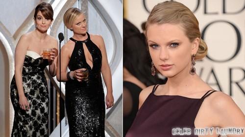 Tina Fey Responds To Taylor Swift Dis (Video)