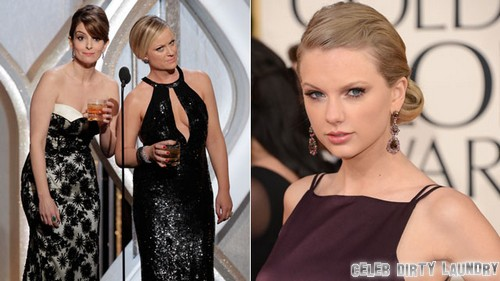 Tina Fey Responds To Taylor Swift Dis (Video)